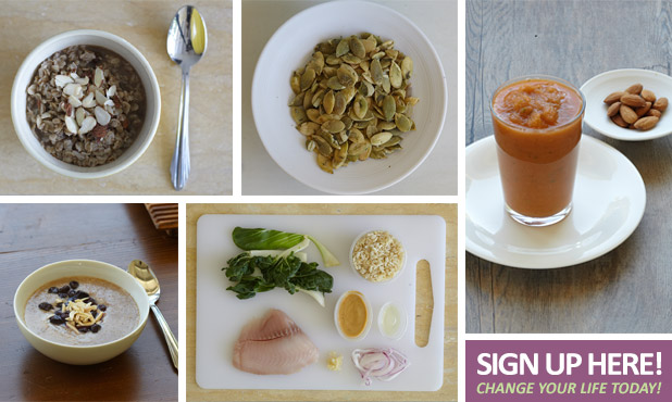 The gourmet way to stay healthy. Pre-measured, ready-to-cook meal ...